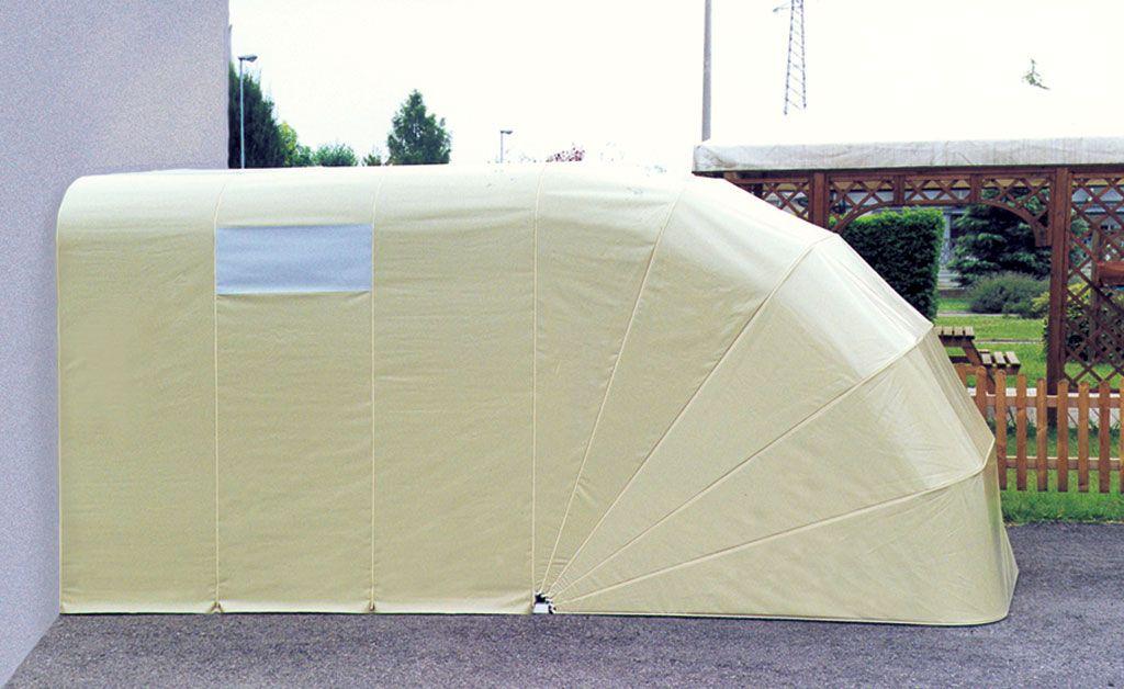 abri box garage contre un mur. Black Bedroom Furniture Sets. Home Design Ideas